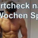 Fitnesscheck beim Sportarzt nach 12 Wochen Sport und gesunder Ernährung